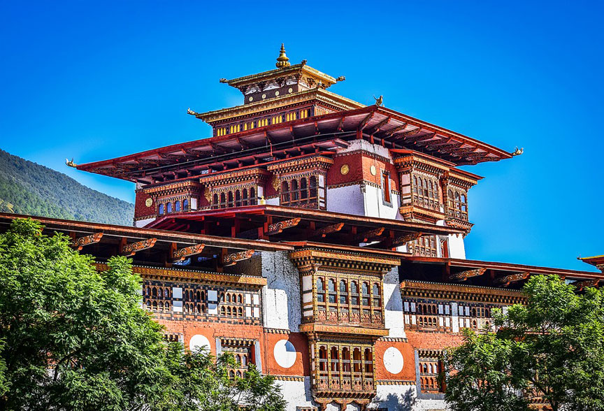 The Best of Bhutan